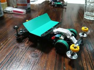 空力試験車